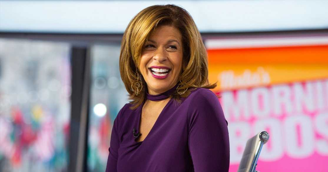See Hoda Kotb Introducing Second Daughter Hope To Friends