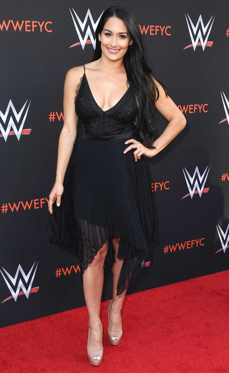 Nikki Bella Reveals a Cyst on Her Brain Forced Her into ...