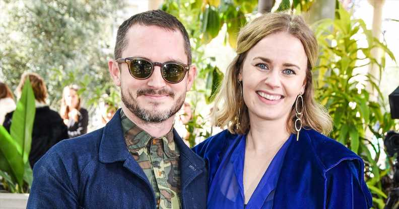 Is Elijah Wood Engaged and Expecting a Baby With Mette ...